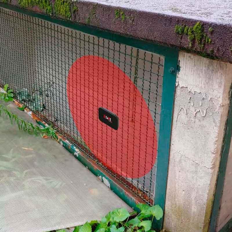 recinzioni antiescavamiento