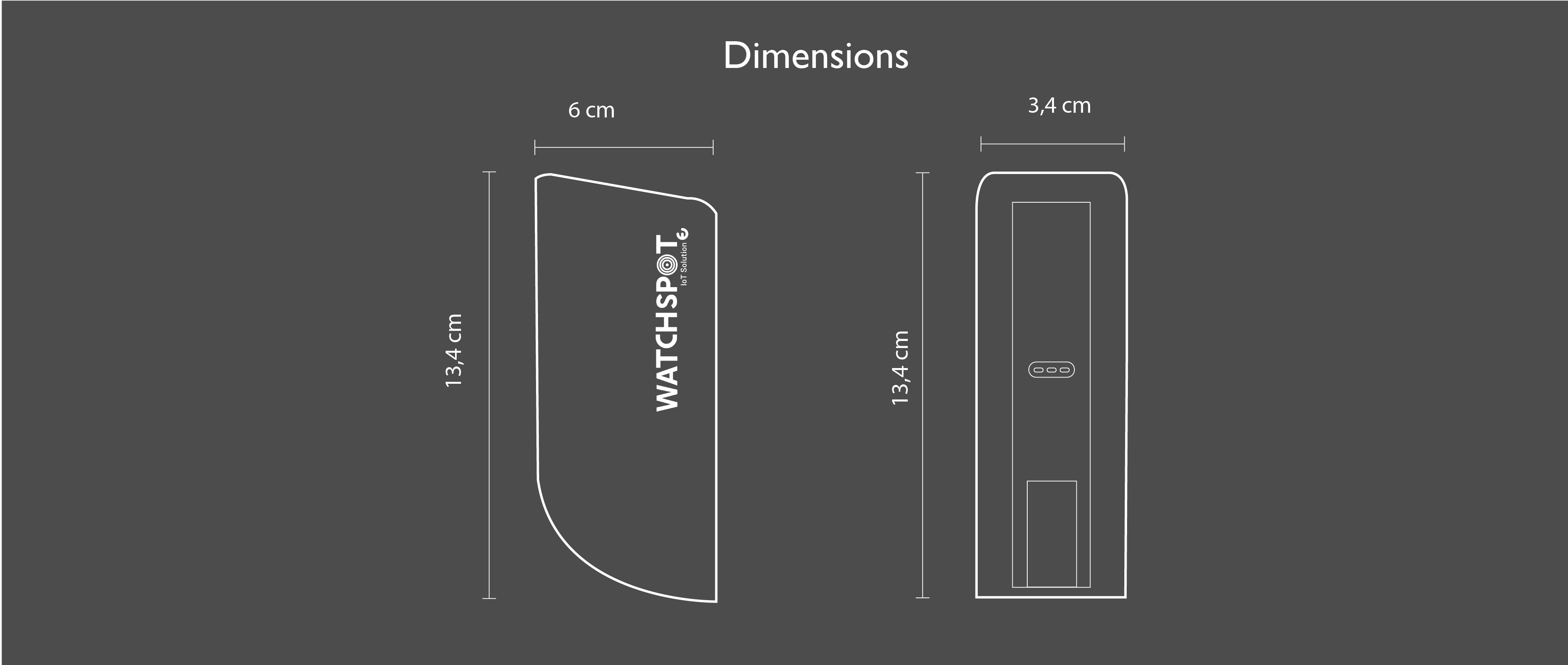 watchspot dimensions